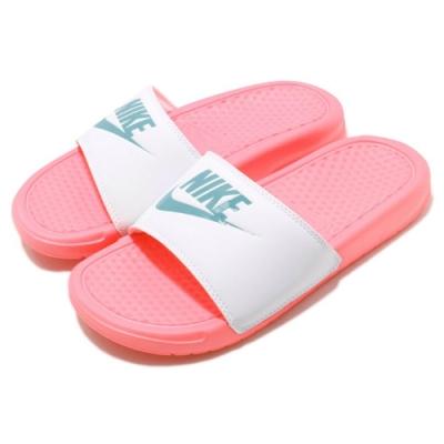 Nike 涼拖鞋 Benassi JDI 套腳 穿搭 女鞋