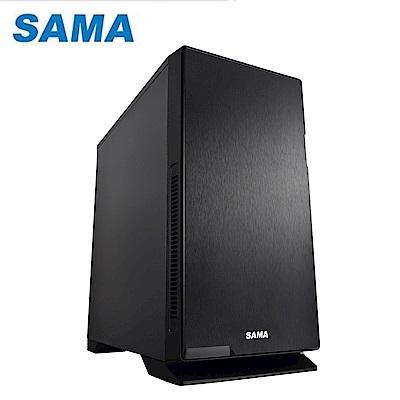 Sama 先馬 SAF002(B) 極靜者 ATX  靜音電腦機殼