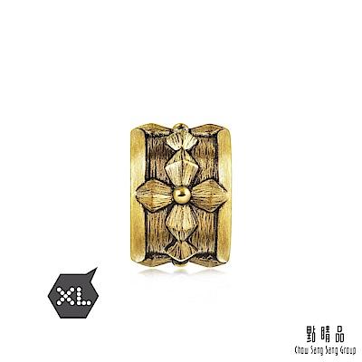 點睛品 Charme XL 酷黑系列 叛逆 黃金串珠