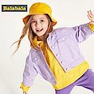 Balabala巴拉巴拉-排釦造型經典牛仔外套-女(2色)