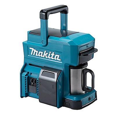 【MAKITA牧田】12V/14.4V/18V充電式咖啡機-單主機(DCM501Z)