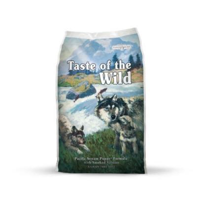 美國Taste of the Wild海陸饗宴-太平洋燻鮭幼犬(幼犬專用無榖海味) 5.6kg(12.35LBS)
