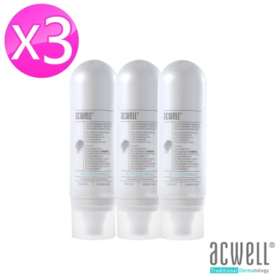 (即期品)ACWELL艾珂薇 深層極緻保濕舒緩安瓶精華噴霧 60ml -3入