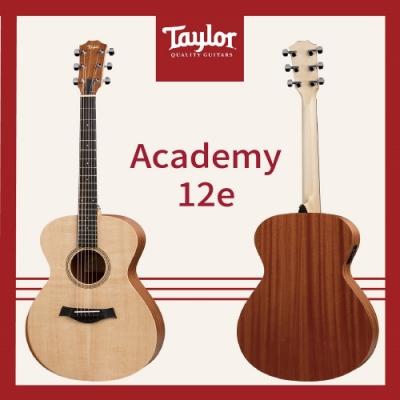 Taylor Academy 12e電木吉他