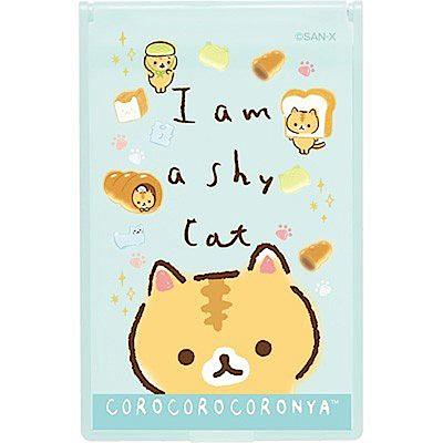捲心奶油貓可愛生活系列折疊立鏡(小)San-X
