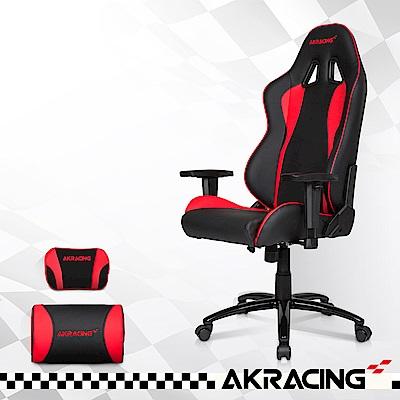 AKRACING_超跑電競椅-GT58 Nitro-紅-W65*D65*H125CM