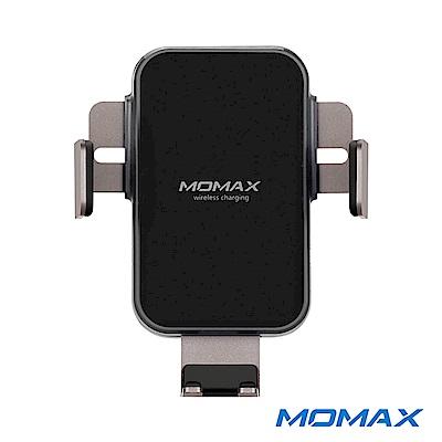 Momax 摩米士QI快速無線充電感應式車架