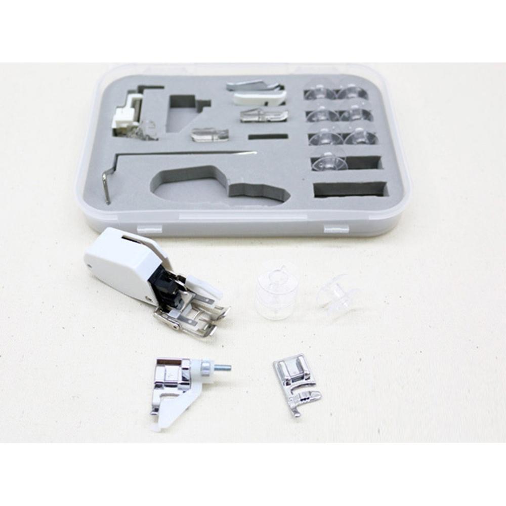 縫紉機-8合1壓布腳盒裝組(brother機型適用)