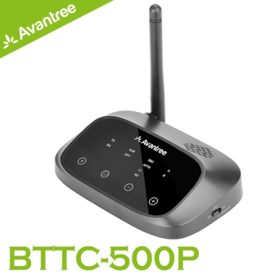 Avantree OasisPlus 進階版aptX-HD低延遲無線藍牙接收/發射器