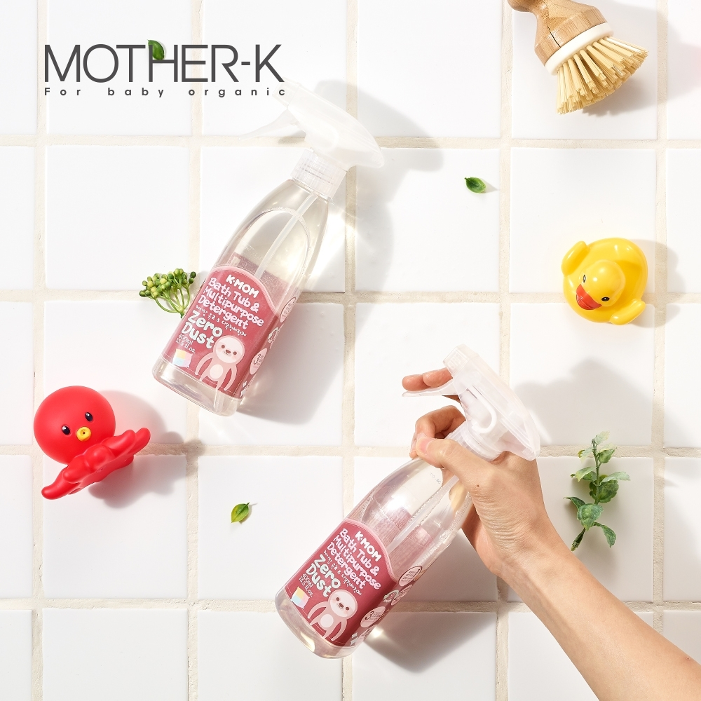 韓國MOTHER-K Zero Dust 浴缸&多功能清潔劑400ml