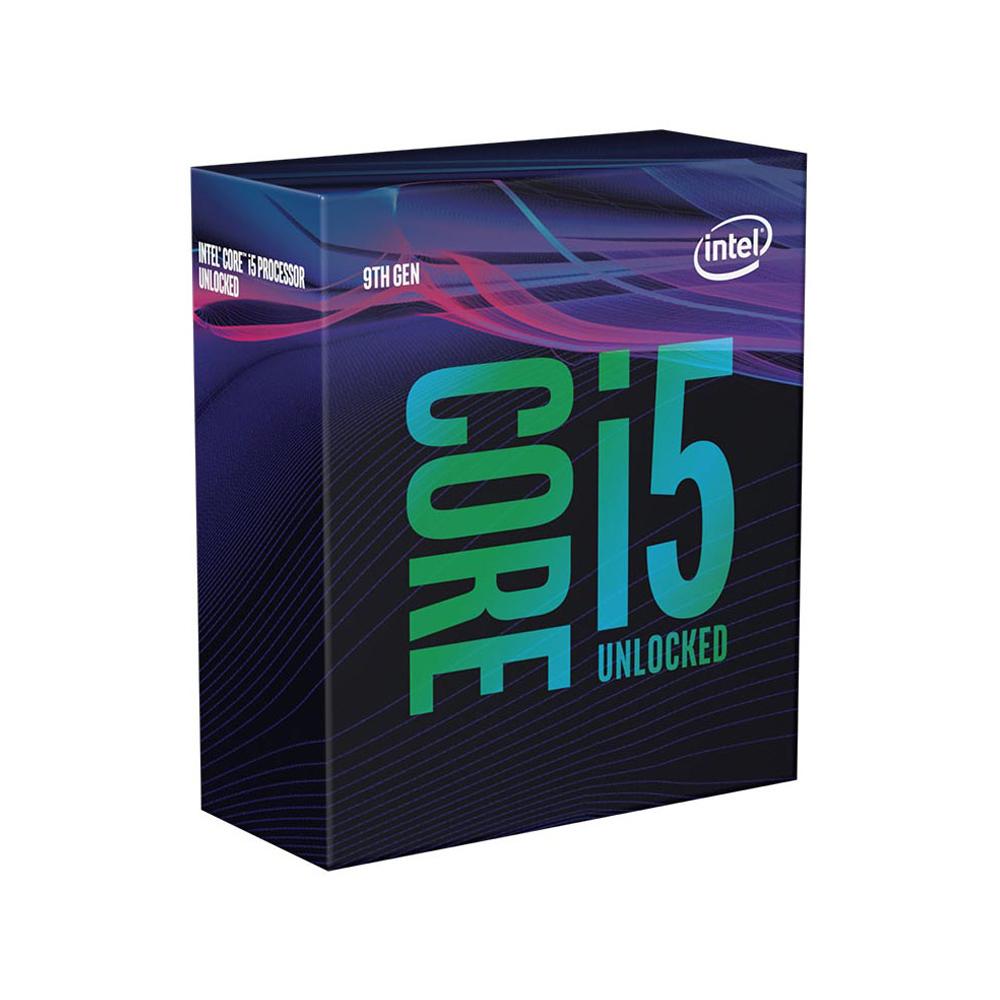 Intel Core i5-9600K 處理器《3.7Ghz/LGA1151》
