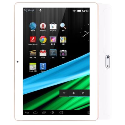 福利品 SuperPad 極速對決 10.1吋四核心3G通話平板電腦 (2G/16G)