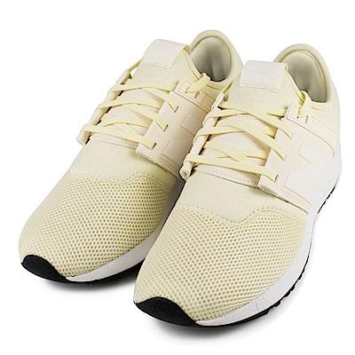 New Balance 男女慢跑鞋MRL247AW-D 米白