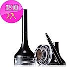 韓國TONY MOLY 持久防暈染眼線膠3.5g 咖啡色 (附眼線刷) 2入