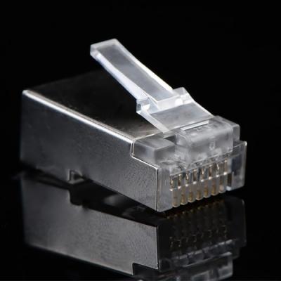 CAT6 8P8C RJ45水晶網絡接頭(20入)(Link-02)