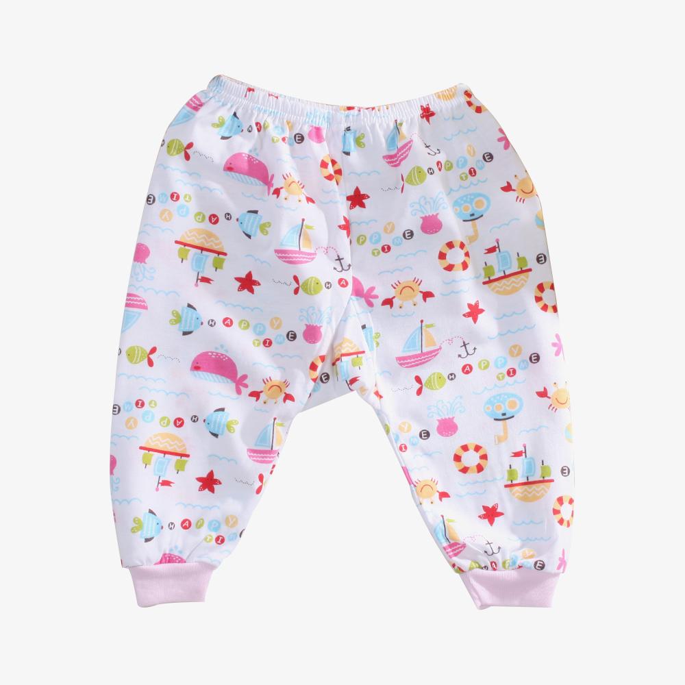 女童印花薄長褲(2件組,隨機) k51174 魔法Baby