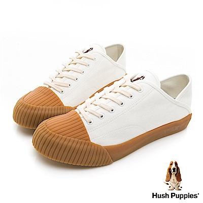 Hush Puppies Pumps 休閒餅乾鞋-白/膠底