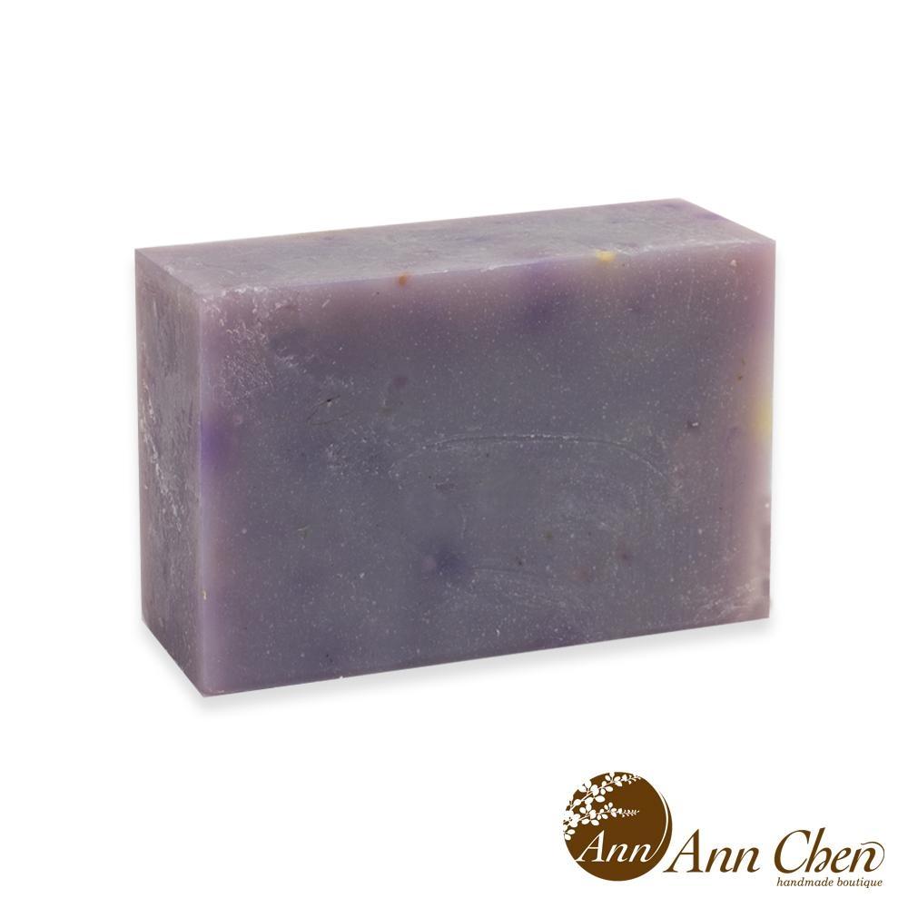陳怡安手工皂-複方精油手工皂  紫玫玉容酒粕110g