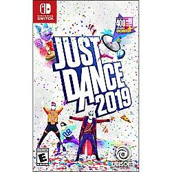 舞力全開 2019 Just Dance 2019  - NS Switch 中英日文美版