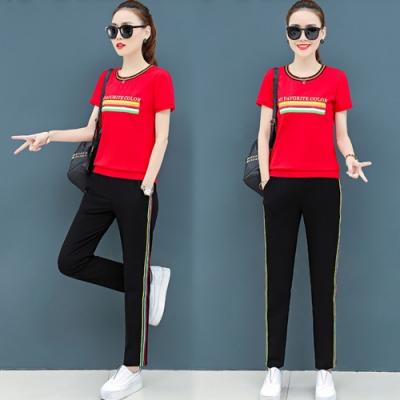 【韓國K.W.】(預購)流行穿搭簡約知性套裝褲-3色