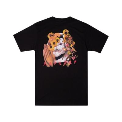 RIPNDIP CHAOS TEE 中指貓 潮牌男女款純棉 黑色 短袖 T恤