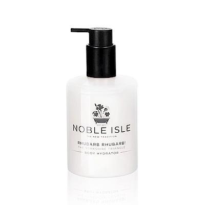 (即期良品)NOBLE ISLE 大黃杜松身體霜(濃) 250ML