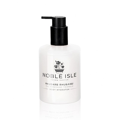 NOBLE ISLE 大黃杜松身體霜(濃) 250ML