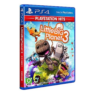 小小大星球 3 PlayStation® Hits (中英文合版)
