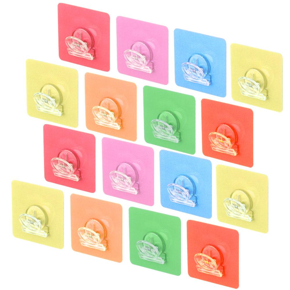 歐奇納OHKINA重複貼方形馬卡龍文件夾16入(6.8x6.8cm)