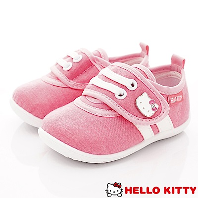 HelloKitty童鞋 凱蒂輕量學步鞋款 SE19802粉(寶寶段)