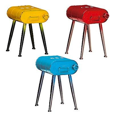 AS-汽油桶造型椅-28x33x46cm(三色可選)