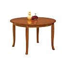 Bernice-查克3尺圓形餐桌/洽談桌-90x90x76cm