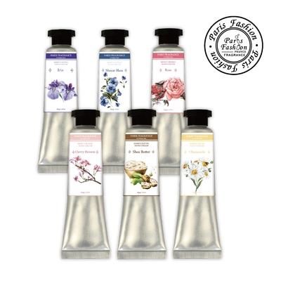 Paris fragrance巴黎香氛-守護幸福膠原護手霜禮盒3入(2款任選)