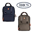 BRICS 義大利製造 橄欖綠 可手提 電腦後背包