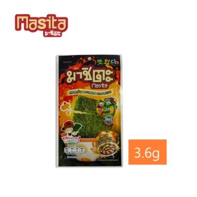 瑪喜泰 BBQ脆海苔 (3.6g*12入/盒)