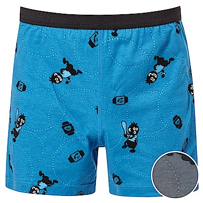 DADADO-小黑人 110-130 男童內褲(灰)品牌推薦