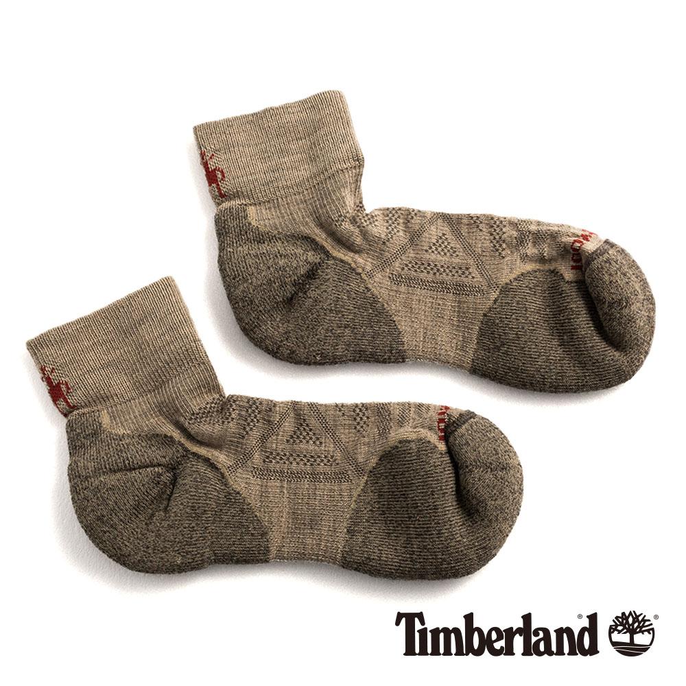 Timberland 男款米色低筒襪|01066