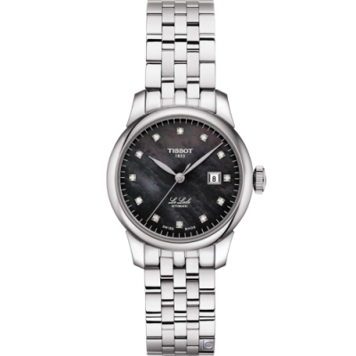 TISSOT Le Locle 力洛克 優雅機械鑽錶(T0062071112600)