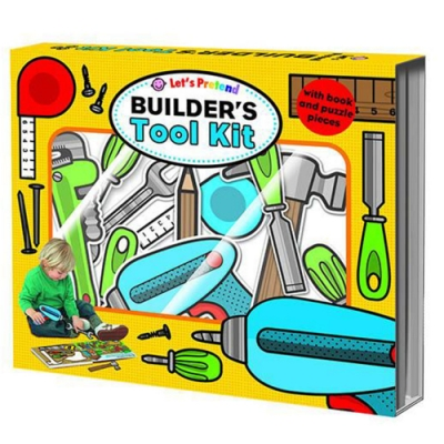 Let s Pretend:Builder s Tool Kit 硬頁掀翻操作書(英國版)