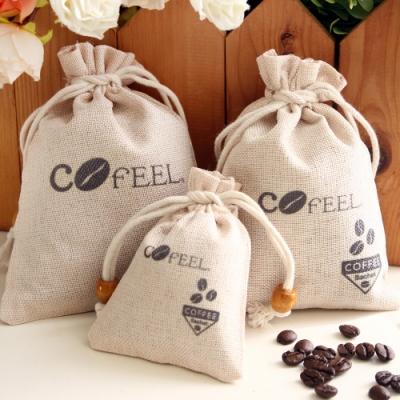 CoFeel 凱飛咖啡豆研磨香包100g/除臭包/除濕包(2包組)