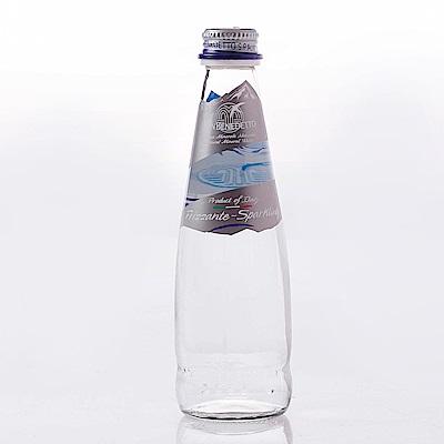 San Benedetto聖碧濤 義大利氣泡礦泉水玻璃瓶(250mlx24入)
