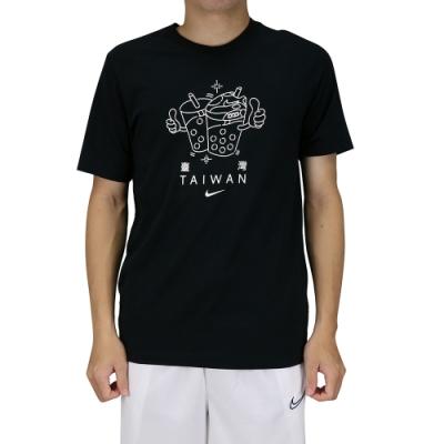 NIKE NSW  TW GRAPHIC TEE 男短袖上衣 黑-CZ3590010
