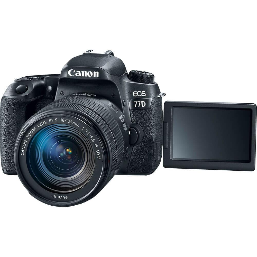 Canon EOS 77D 18-135mm USM (中文平輸)