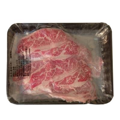 任-【美福】無骨牛小排燒烤片(200g/盒)