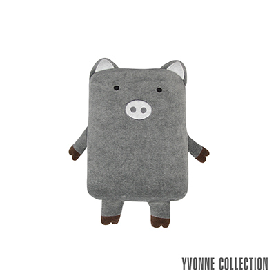 YVONNE-COLLECTION-豬豬背包萬用被