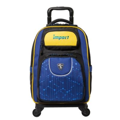 【IMPACT】怡寶旅行拉桿袋#藍色 IM00T11NY