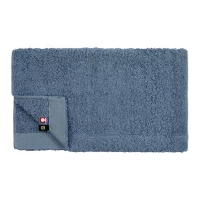 日本丸真 頂級今治極輕量長棉毛巾-藍