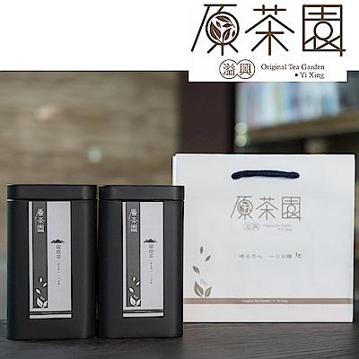 原茶園 台灣獨特香氣炭焙茶烏龍茶(150gx4包)