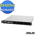 ASUS RS100-E8 E3-1231v3/4G/NoHDD/FD