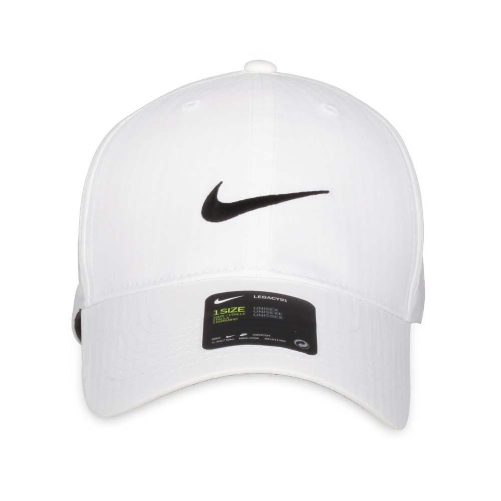 NIKE 高爾夫運動帽  GOLF 白黑